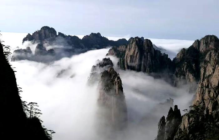 黄山、西递、宏村、新安江山水画廊跟团游